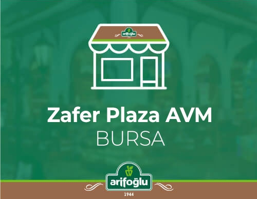 Zafer Plaza - Bursa