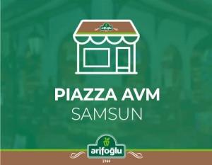 Piazza AVM - Samsun