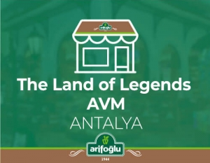 The Land of Legends AVM