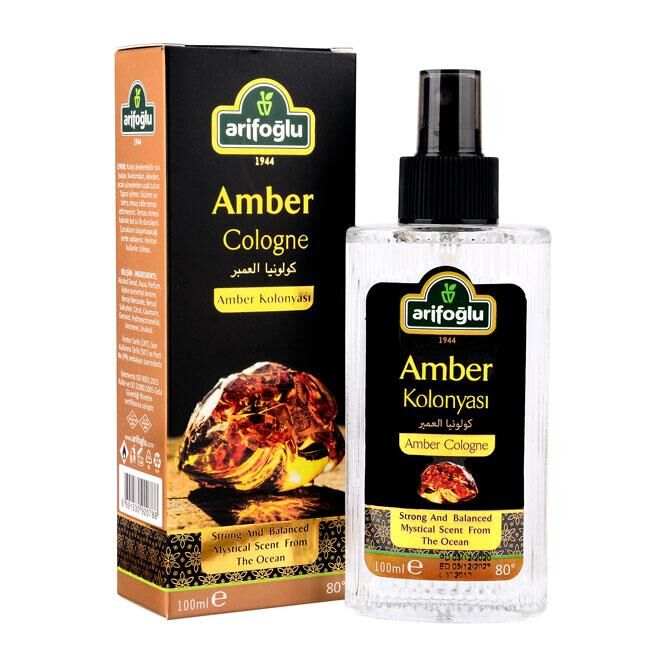 Amber Kolonyası 100ml