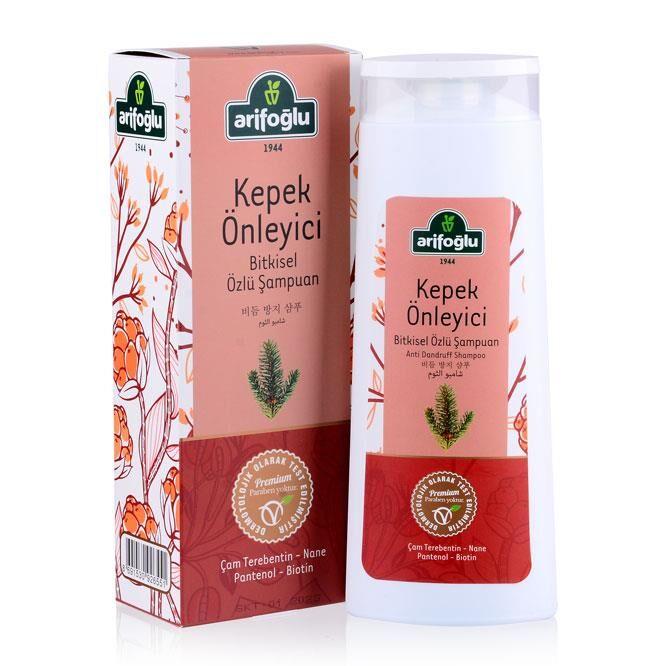Antidandruff Kepek Önleyici Şampuanı 400ml