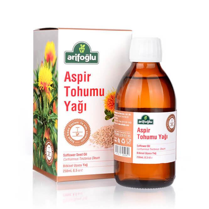 Aspir Tohumu Yağı 250ml