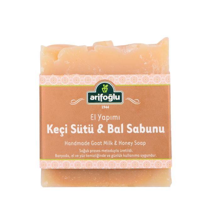 Keçi Sütü - Bal Sabunu 100g El Yapımı