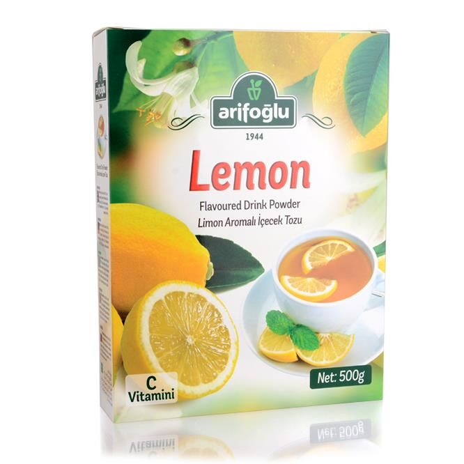 Limonlu Toz İçecek Tea Lemon 500g