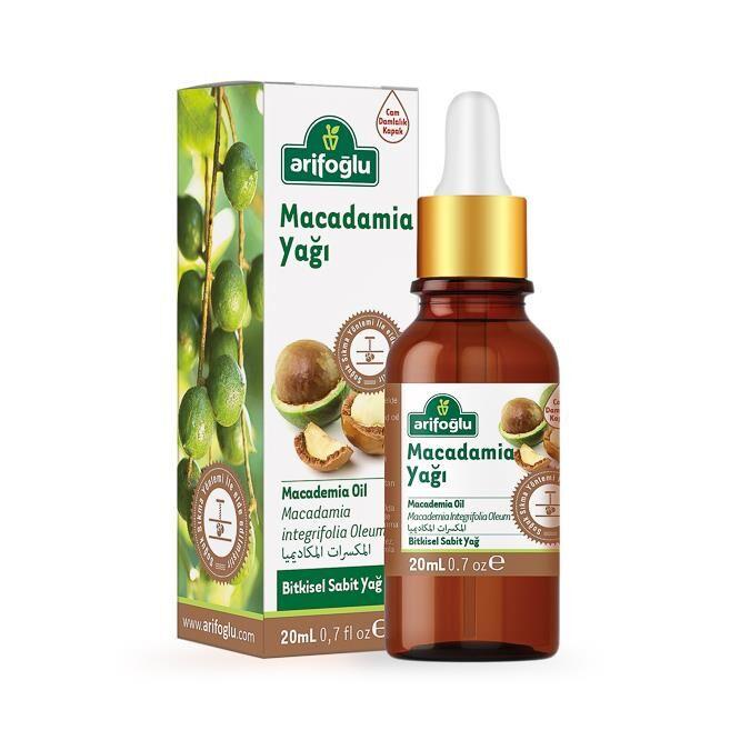 Macadamia Yağı 20ml