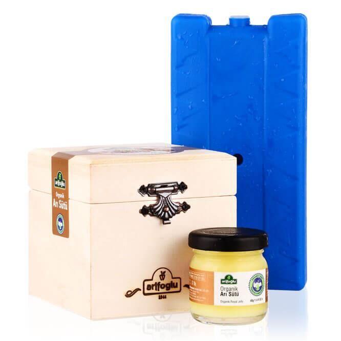 Organik Arı Sütü 40g