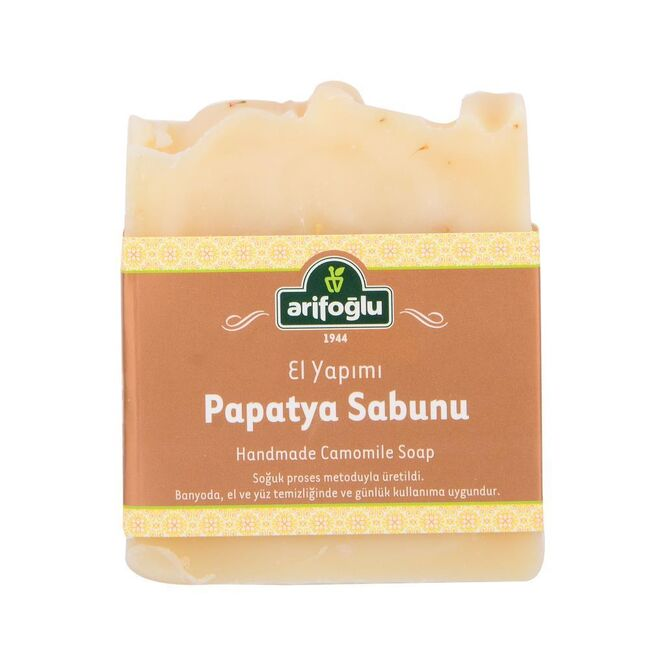 Papatya Sabunu 100g El Yapımı