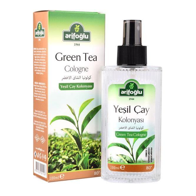 Yeşil Çay Kolonyası 100ml