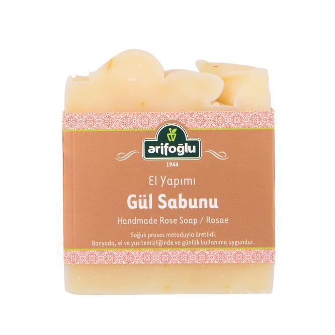 Rose Soap Handmade 100g
