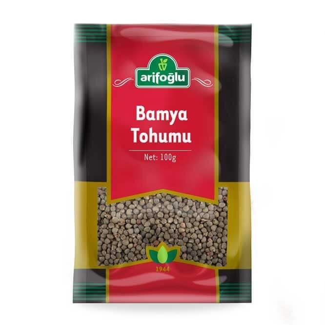 Bamya Tohumu 100g
