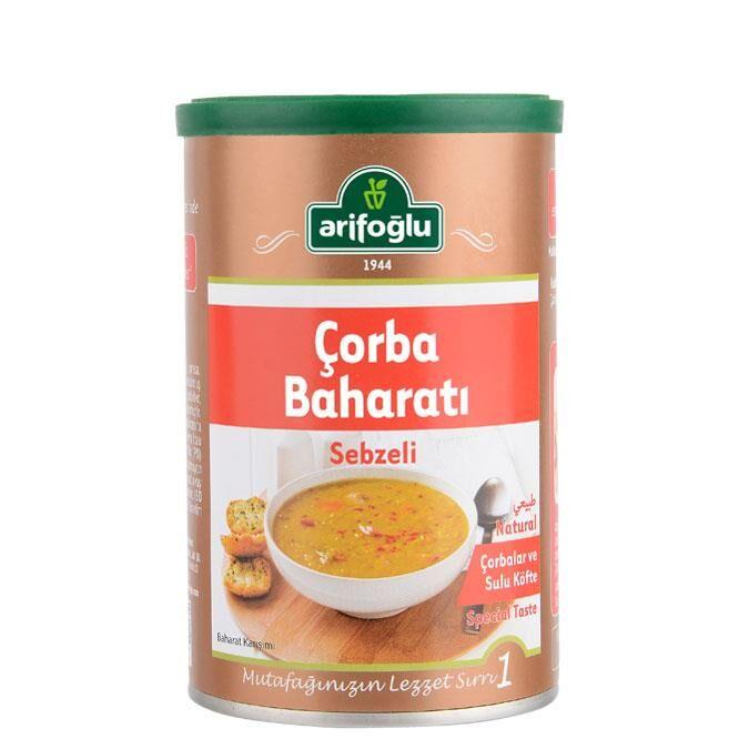 Çorba Baharatı 150 Gr (Tnk)
