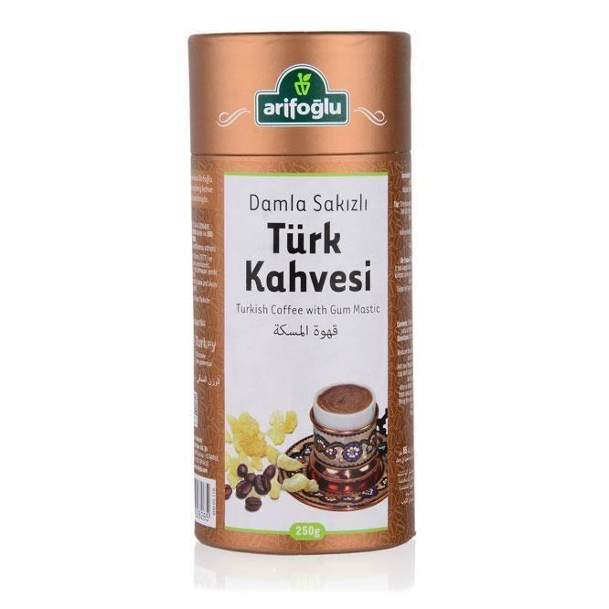 Damla Sakızlı Türk Kahvesi 250g