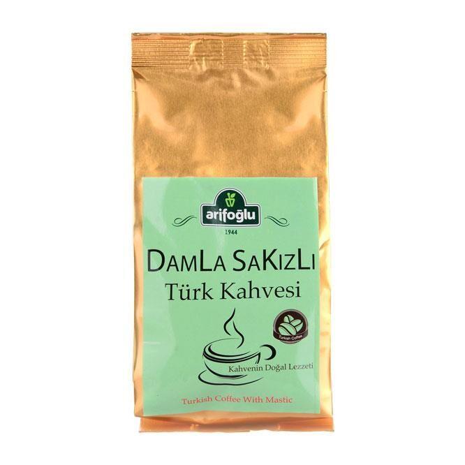 Damla Sakızlı Türk Kahvesi 500g