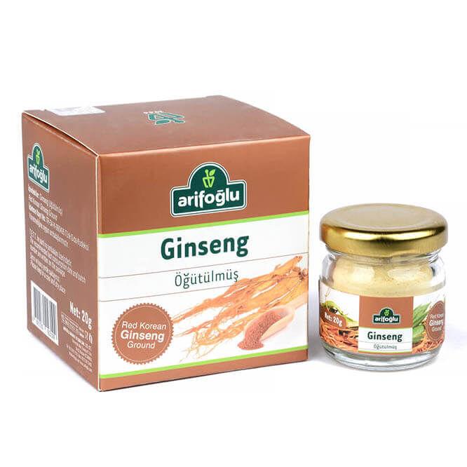 Ginseng (Öğütülmüş) 20g