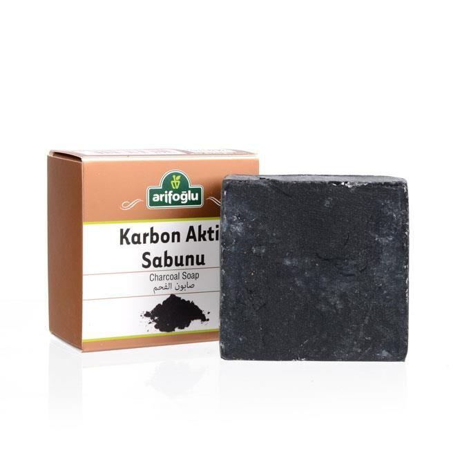 صابون الكربون النشط 125غ
