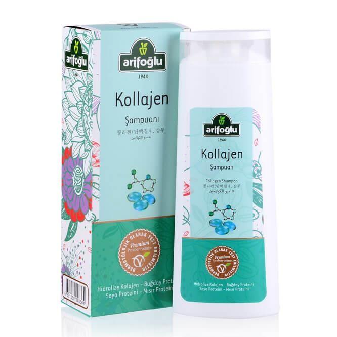 Kollagen Şampuanı 400ml