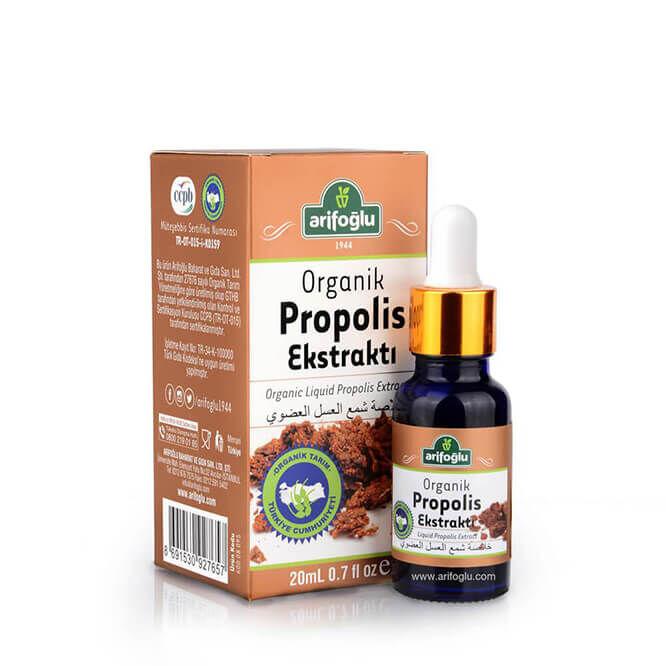 Organik Propolis Sıvı Ekstraktı 20ml