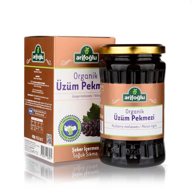 Organik Üzüm Pekmezi 430g