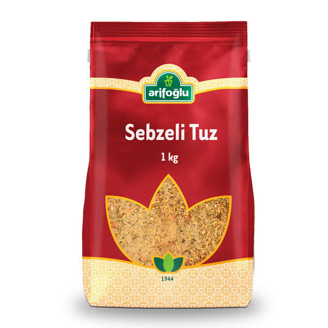 Sebzeli Tuz 1000g