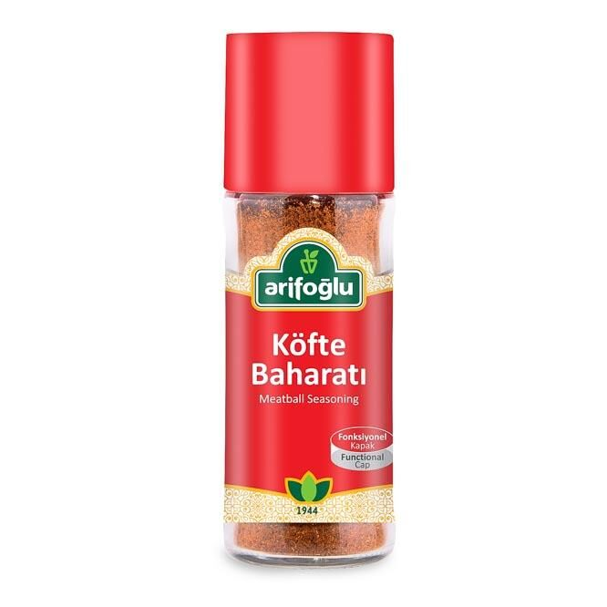 Meatball Mixed Spice 55g (Glass Bottle)