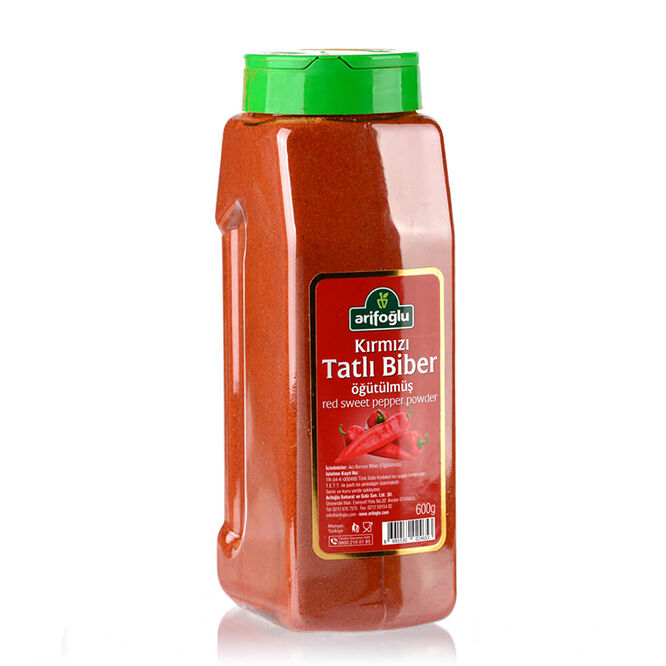 بابريكا (فلفل أحمر مطحون) حلو 600غ