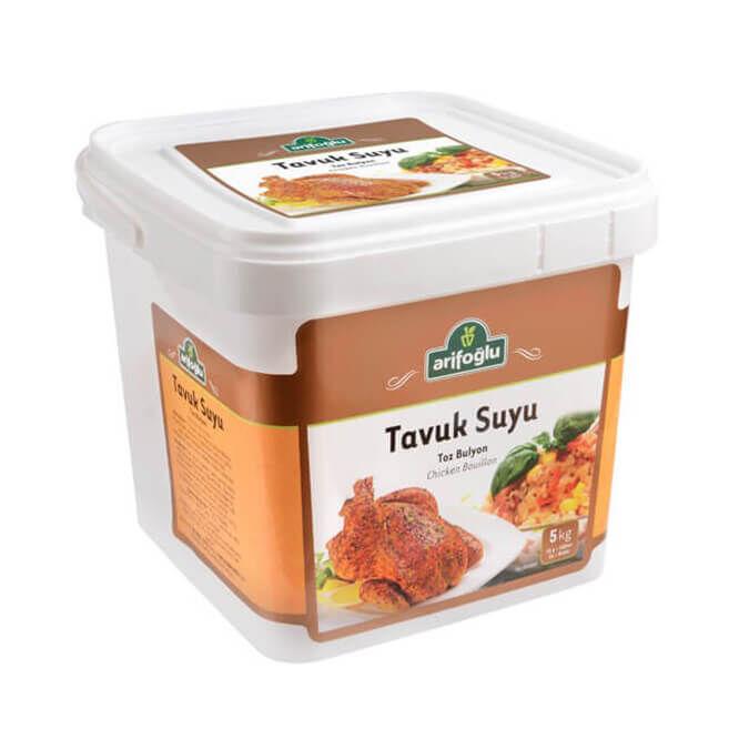 Tavuk Suyu - Toz Bulyon 5kg