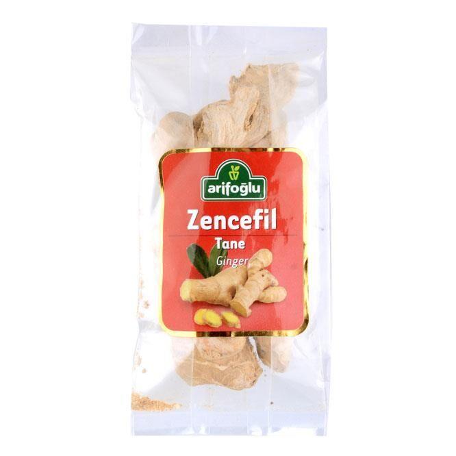 Zencefil (Tane) 50g - Maksi